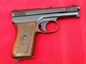 Mauser Model 1910 pistol