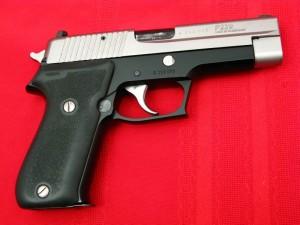 Sig Sauer P220 semi-automatic