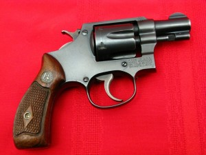 "Smith & Wesson ""Pre-Model 30"" Revolver"